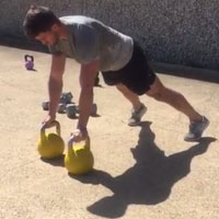 Kettlebells for Knee Pain